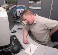 ergonomia oficina